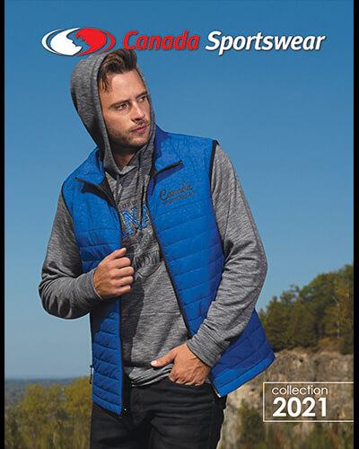 Canada Sportswear Catalogue 2021
