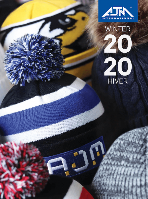 AMJ International - Hiver 20202