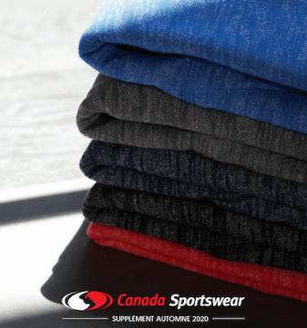 Canada Sportswear - Supplement automne 2020